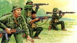 Italeri 6079 Vietnamese Army/Vietcong