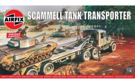 Airfix A02301V Scammell Tank Transporter