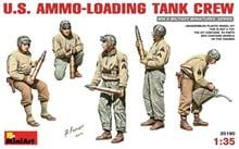 Mini Art 35190 U.S. Ammo-Loading Tank Crew