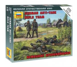 Zvezda 6216 German Anti-Tank Rifle Team