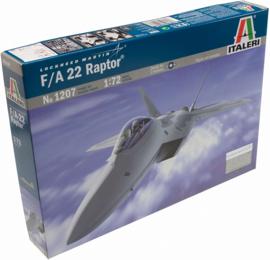 Italeri 1207 F/A-22 Raptor