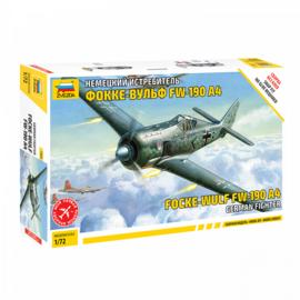 Zvezda 7304 Focke-Wulf Fw-190 A4