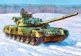 Zvezda 3591 T-80UD