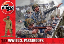 Airfix A02711 WWII US Paratroops