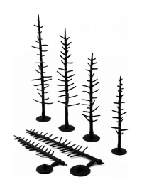 WLS TR1124 Tree Armatures