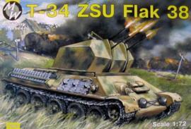 MW 7213 T-34 ZSU Flak 38