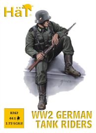 Hat 8262 WWII German Tank Riders