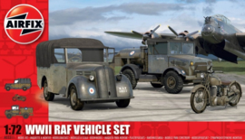 Airfix A03311 WWII RAF Vehicle Set