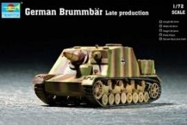 Trumpeter 7212 German Brummbar