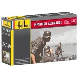 Heller 49605 Infanterie Allemande