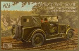 IBG 72007 POLSKI FIAT 508/III