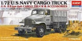 Academy 72002 U.S. navy cargo truck