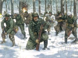 Italeri 6133 U.S. Infantry (Winter uniform)