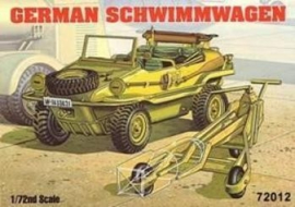 Academy 72012 German Schwimmwagen