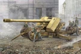 Trumpeter 2317 German 12,8cm Kanone 43 bzw.44 (KRUPP)
