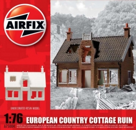 Airfix A75004 European Country Cottage Ruin