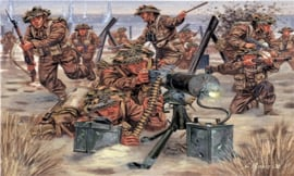 Italeri 6056 British Infantry