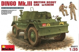 Mini Art 35077 Dingo Mk.III