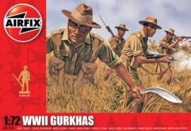 Airfix A01754 WWII Gurkhas