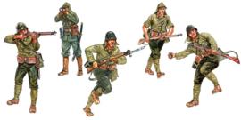 Italeri 6170 Japanese Infantry