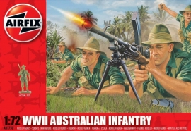 Airfix A01750 WWII Australian Infantry