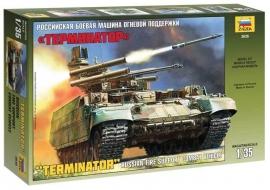 "Zvezda 3636 ""Terminator"" Russian Fire Support Combat Vehicle"