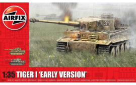 Airfix A1363 Tiger I 'Early Version'