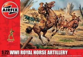 Airfix A01731 WWI Royal Horse Artillery