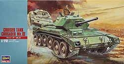 Mt26 Cruiser tank Crusader Mk.III
