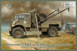 IBG 72032 Chevrolet C60S with Holmes Breakdown