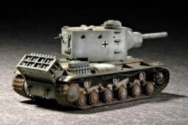 Trumpeter 7266 German Pz.Kpfw KV-2 754(R) tank