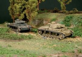 Italeri 7507 Pz.Kpfw. III Ausf.J