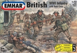 EMHAR 7201 British WWI Infantry