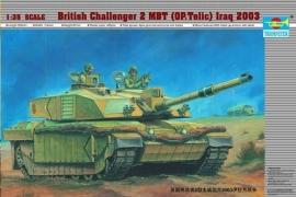 Trumpeter 323 British Challenger 2 MBT