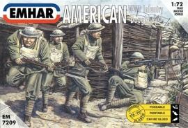 EMHAR 7209 American WWI Infantry