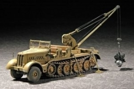 Trumpeter 7253 Sd.Kfz.9/1 18t early version