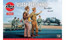 Airfix A00748V USAAF Personnel