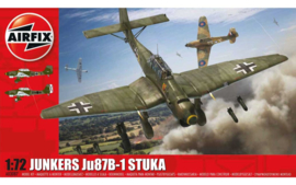 Airfix A03087 Junckers Ju87B-1 STUKA