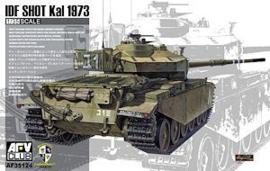 AFV Club 35124 IDF SHOT Kal 1973