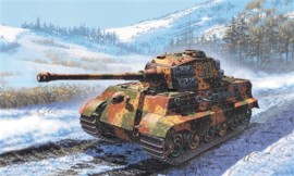 Italeri 7004 Sd.Kfz.182 King Tiger