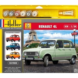 Heller 50759 RENAULT 4L