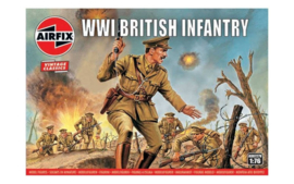 Airfix A00727V WWI British Infantry