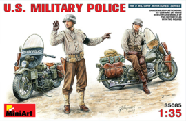 Mini Art 35085 U.S. Military Police