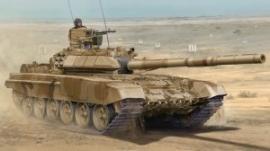 Trumpeter 5563 Russian T-90SA MBT
