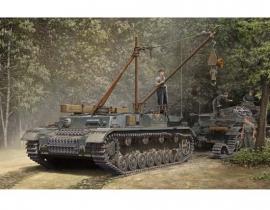 Trumpeter 389 German Bergepanzer IV