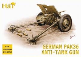 Hat 8149 German PAK36