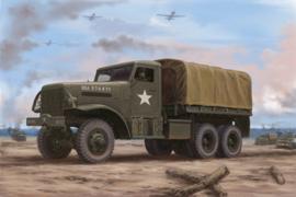 Hobby Boss 83801 US White 666 Cargo Truck