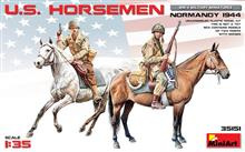 Mini Art 35151 U.S. Horsemen