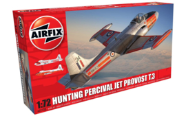 Airfix A02103 Hunting Percival Jet Provost T.3(A)