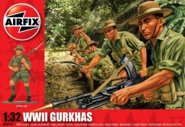 Airfix A02719 WWII Gurkhas
